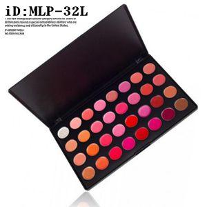 リップパレット、グロス、落ちにくい口紅ダイヤモンドカラーパレット32色MLP-32L(グロス&マット)【即納】