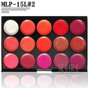 リップパレット、グロス、メイクアップパレット15色MEP-15L