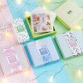 【星の王子さまスタイル】イラストステッカーシール童話ビンテージアンティークコラージュレトロおしゃれかわいい切手シール60枚手紙ラベル日記文房具