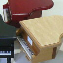 グランドピアノ型オルゴール(黒/赤/ナチュラル) ≪18弁曲目選択オルゴール≫(誕生日/クリスマスなどギブトに最適) プレゼント