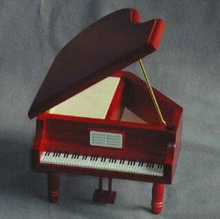 ピアノ赤蓋をあけると