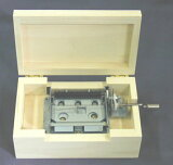 シート式オルガニート20音 手作り用 白木ケース プレゼント