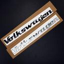 【送料無料】VW フォルクスワーゲン Volkswagen 斜体字体 ア...