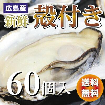 殻付きかき-01