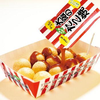 大阪カリカリたこ焼ソース付12個入
