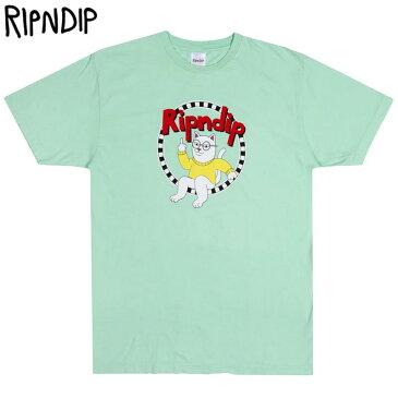 リップンディップ RIPNDIP NARTHUR TEE(LIGHT MINT)リップンディップTシャツ RIPNDIPTシャツ リップンディップポケットTシャツ リッピンディップTシャツ RIP N DIPTシャツ リッピンディップポケットTシャツ リップンディップ半袖 RIPNDIP半袖