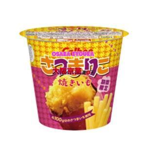 発売日以降の発送となります大阪京菓ZR 2015年9月7日《月曜日》発売カルビー56Gさつまりこ焼い...