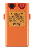 【期間限定セール!送料無料!】 PROX 「プロックス」 リチウムイオンバッテリー 6600mA 電動リール用バッテリー