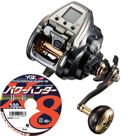 フィッシング, リール daiwa19 500JP PE6300m( )
