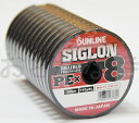 サンライン SUNLINE SIGLON シグロン PE X8 15号(170lb/80.0kg) 100m〜連結 8本撚りPEライン マルチカラー10m×5色 1
