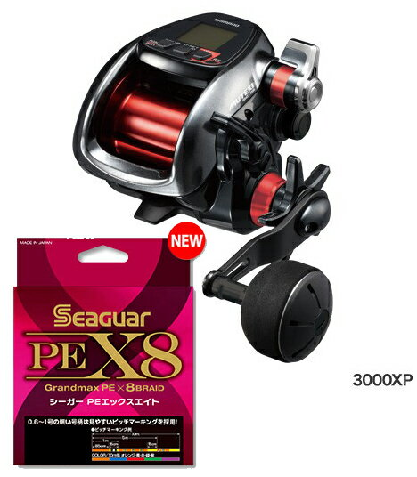 フィッシング, リール (shimano) 18 3000XPPLAYS 3000XP PE6300m( PE X8 8)