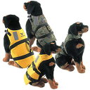 ライフジャケット 犬ペット用救命胴衣 フローティングベスト Lサイズ ペットセイバー