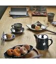 カップ&ソーサー コップ カップ マグ ソーサー セット 食器 洋食器 日本製 椀皿 コーヒー 紅茶 キッチン カフェ レストラン 北欧 ナチュラル シック カジュアル デザイン 電子レンジ対応 食洗機対応 おしゃれ ペアマグ お祝い 誕生日プレゼント アンティカフェ 3