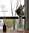 花瓶 フラワーベース 花びん 花器 ガラス瓶 植物 花 フラワー 生け花 観葉植物 インテリア おしゃれ シンプル クリア 透明 北欧 レトロ アンティーク ディスプレイ カフェ オフィス 事務所 リビング 寝室 玄関 和室 洋室 室内 一輪挿し プレゼント お祝い 3