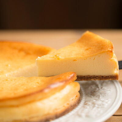 お取り寄せにおすすめのベイクドチーズケーキ