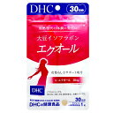 DHC 大豆イソフラボン エクオール 30日分 30粒