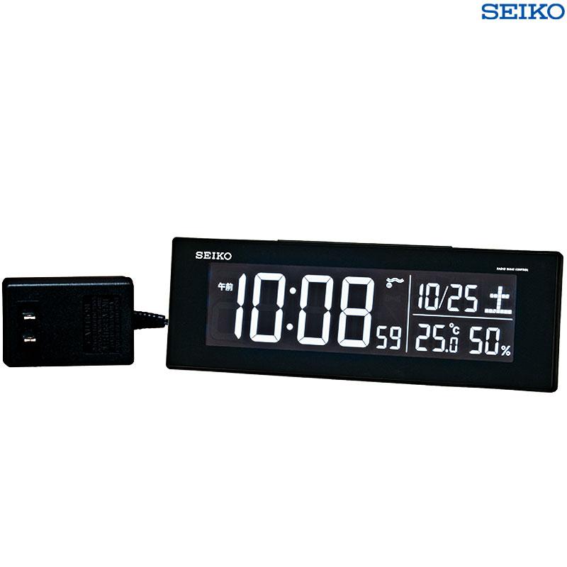 置き時計・掛け時計, 置き時計  DL305K DL305SEIKO (6023816)