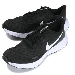 WMNS NIKE REVOLUTION5 23 24 25 26 27 28 ナイキ ウィメンズレボリューション5 スニーカーシューズ BQ3207-002 ローカット ランニング ジョギング ウォーキング 運動 スポーツ メンズ 男性 レディース 女性 靴 くつ 紐 黒 ブラック あす楽 送料無料