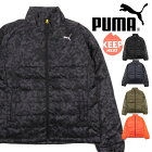 【送料無料】【大きいサイズあり】PUMAプーマLiteダウンジャケットメンズ834984男性アウタージップアップ防寒収納袋フェザーキルティングブラックニューネイビーバートンオリーブバーミリオンオレンジペリスコープSMLXL