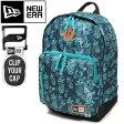 【送料無料】NEW ERA CRAM PACK ニューエラ リュックサック Dパック デイパック バックパック メンズ 鞄 かばん キャップクリップ モバイル用ポケット パソコン PC パイナップル ブルー グリーン 23L