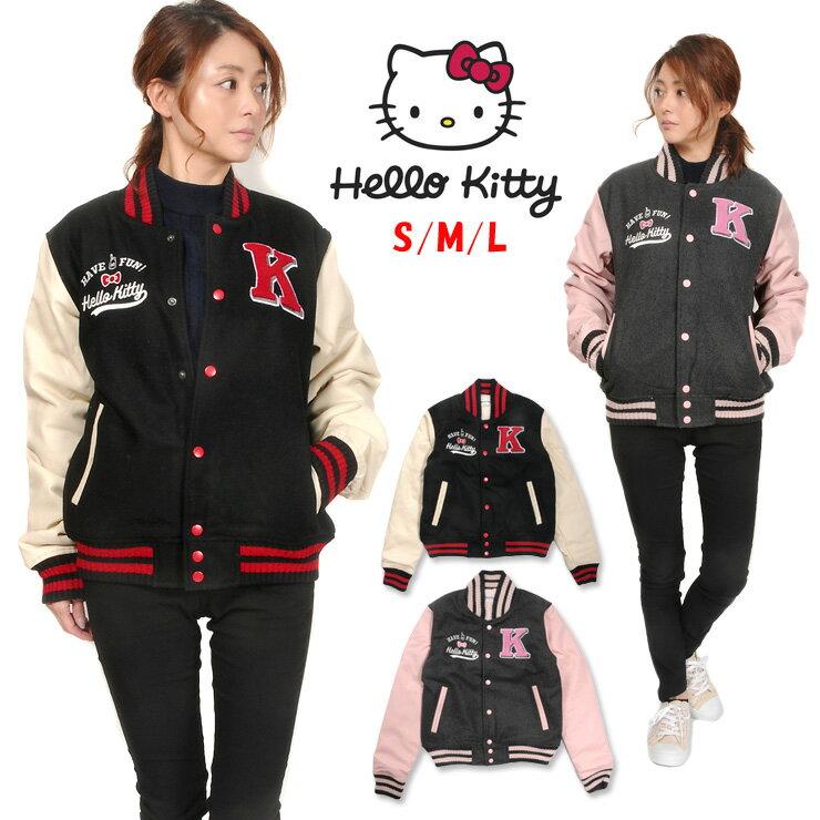 レディースファッション, コート・ジャケット  HELLO KITTY S M L HK1874123