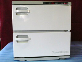 タオルウォーマー200本入(蒸し器)温度2段階調節機能付