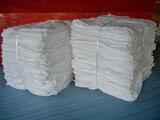ダスターウエスフェイスタオル 10kg (ホワイト)