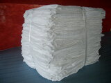 ダスターウエスフェイスタオル 5kg (ホワイト)