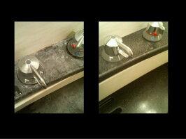 浴室お風呂浴槽ユニットバスステンレス水垢の落とし方,鏡の水垢,シンクの水垢,お酢・クエン酸で落ちない水垢の落とし方,業務用掃除洗剤,頑固な白い水垢の落とし方,お風呂の水垢取り方法