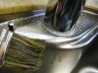 【クエン酸で落ちない硬い水垢・スケールを分解】業務用液体酸性洗剤クリーナー標準200cc