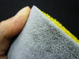 【素材をいためずヘコミ・ミゾ掃除】ビニル壁紙・レザーソファー掃除用マイクロブラシスポンジ