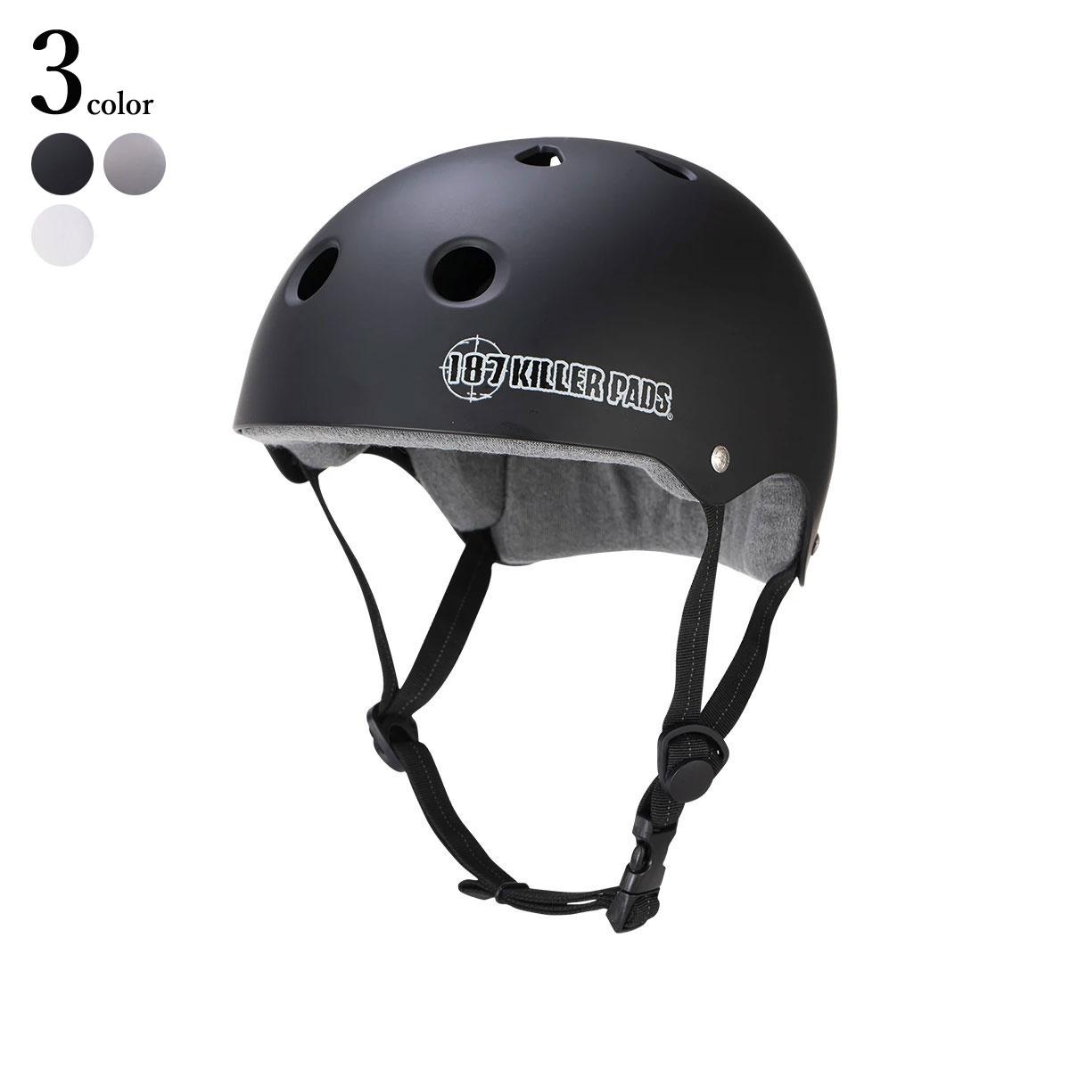 スケートボード・インラインスケート, ヘルメット 95() 187 KILLER PADS ( ) PRO SKATE HELMET W SWEATSAVER LINER XS S M L XL XXL