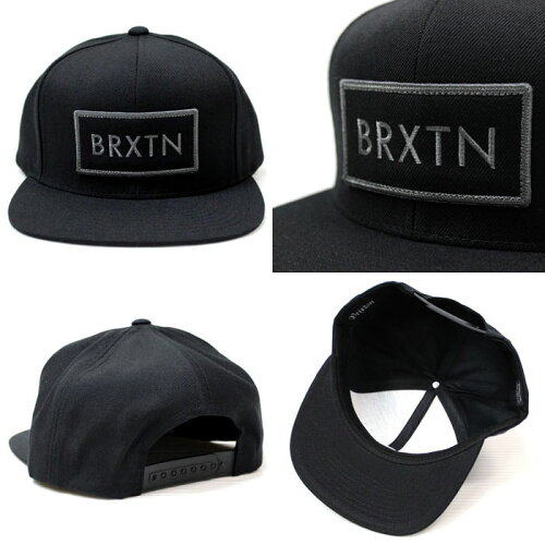 766ae410b BRIXTON (Brixton) RIFT SNAP BACK brixton store