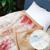 京都西川マイヤー合わせ毛布あったかソフトタッチスージーシングル140x200cm/厚手冬あったかあたたかもこもこふわふわもふもふふかふか