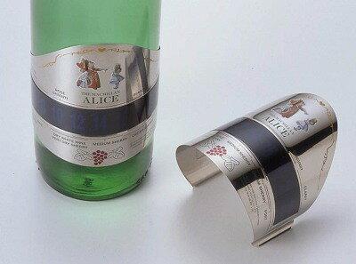 不思議の国のアリスグッズ|Alice's Adventures in Wonderland ワインの飲みごろが一目で!マク...