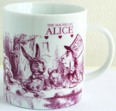 【THE MACMILLAN ALICE】不思議の国のアリスグッズ|Alice's Adventures in Wonderlandマクミラ...