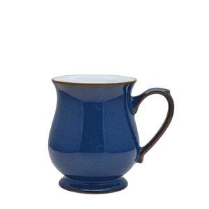 イギリス食器 Denby デンビー インペリアルブルー クラフトマンズマグ350ml マグカップ/おしゃれ/かわいい/ギフト/プレゼント