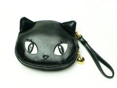 大人気★ネコちゃんのデジカメケースです♪柔らかくて軽い素地でとても使いやすいんですよ!キャ...