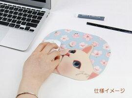 マウスパッド猫の顔型赤ずきんかわいいチューチューキャットchoochoo本舗JETOY(猫雑貨小物グッズねこネコ猫柄猫雑貨猫グッズ女性レディースかわいいおしゃれギフト包装無料)