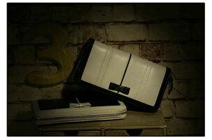 財布レディースレディース財布大人気革2つ折り菱格レザー長財布【メール便対応】【レビューを書いて送料無料】