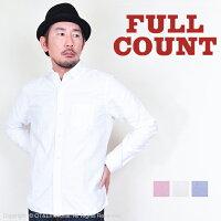 フルカウント(FULLCOUNT)オックスフォードBDシャツ4967【送料無料・代引き手数料無料】