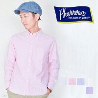 Pherrow's(フェローズ)ボタンダウンシャツPBD1【送料無料・代引き手数料無料】