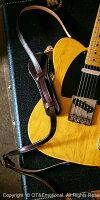 ヴァスコ(vasco)ギター&ベース用レザーストラップVS-669【送料無料・代引き手数料無料】