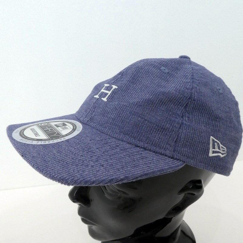 メンズ帽子, キャップ H.R.MARKET H EMBROIDERY SUMMER CORDUROY CAP NEW ERA 2021SS f118