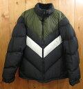【中古】STUSSY ステューシー ダウンジャケット サイズ:XL カラー:ブラック系 / ストリート