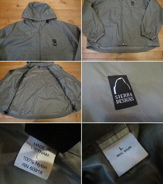 【中古】SIERRA DESIGNS/シェラデザイン マウンテンパーカー ジャケット サイズ:L カラー:グレー系 / アウトドア