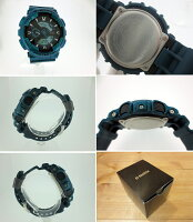 【】CASIO/カシオG-SHOCK/Gショック腕時計/リストウォッチカラー:グリーン系10P19Dec15