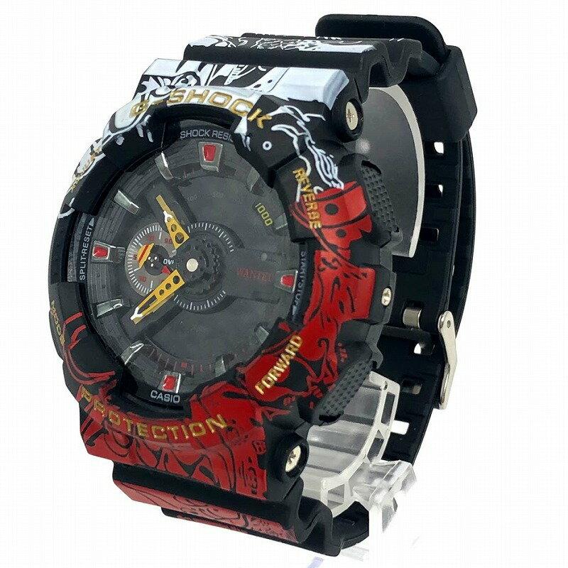 腕時計, メンズ腕時計 G-SHOCK GA-110JOP-1A4JRONE PIECE f131