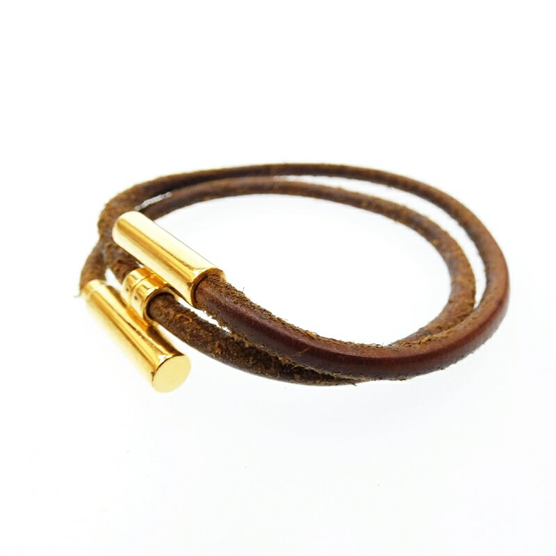 HERMES Leather Bracelet HERMES - f135