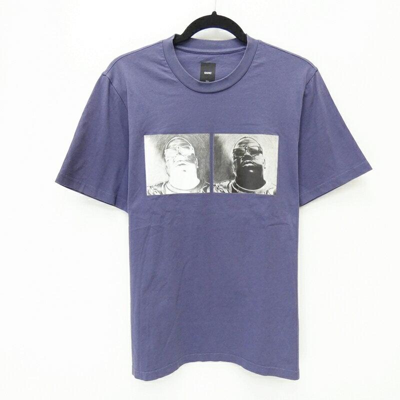 トップス, Tシャツ・カットソー OAMC 2pac Biggie T S f103